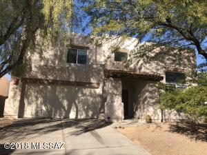 6537 N Shadow Bluff Drive, Tucson, AZ 85704