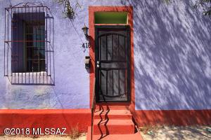 418 S Convent Avenue, Tucson, AZ 85701