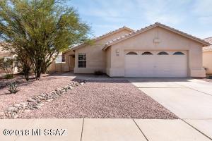 8604 N Cantora Way, Tucson, AZ 85743