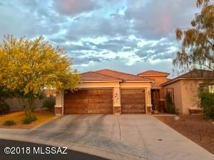 12584 N Golden Mirror Drive, Marana, AZ 85658