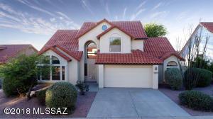 11015 N Broadstone Drive, Tucson, AZ 85737