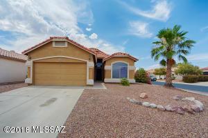7997 N Panamint Drive, Tucson, AZ 85743