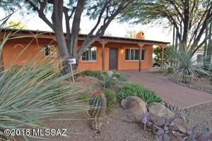 4202 E Oxford Drive, Tucson, AZ 85711