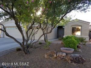 282 W Brinkley Springs Drive, Tucson, AZ 85755