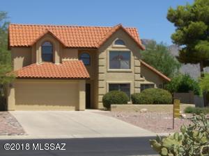 10910 N Broadstone Drive, Tucson, AZ 85737