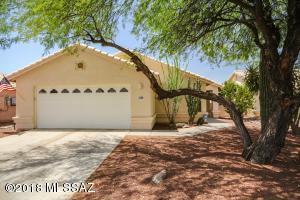 8621 N Cantora Way, Tucson, AZ 85743