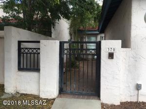 370 N Joesler Court, Tucson, AZ 85716