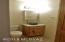 1/2 bath downstairs.