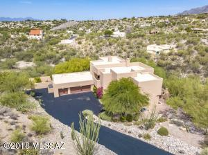 1.7 acre lot with desert and mountain views.