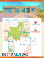 14896 E DIAMOND F RANCH TO BE BUILT Place, L-265, Vail, AZ 85641