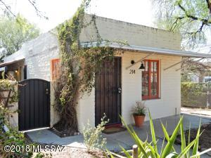 214 N Vine Avenue, Tucson, AZ 85719