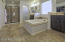 Another view of spa master bath area