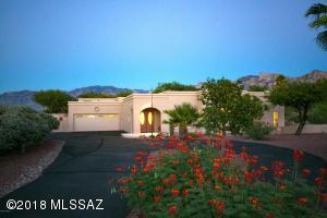 11166 N Poinsettia Drive, Tucson, AZ 85737