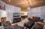 Off Great Room, Has Corner Fireplace