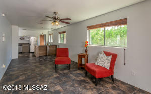 Lots of living and entertaining space in this great room!
