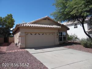9067 N Palm Brook Drive, Tucson, AZ 85743