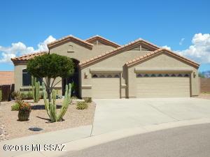 7034 W Fallen Sun Court, Tucson, AZ 85743