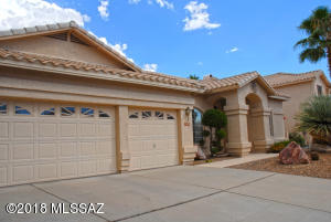 10796 N Glen Abbey Drive, Tucson, AZ 85737