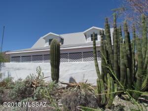 1400 W Rocalla Avenue, Ajo, AZ 85321