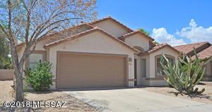 6943 W Harcuvar Drive, Tucson, AZ 85743