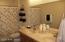 Guest Bathroom w/dual vanities