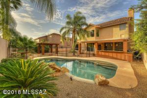 7724 E McGee Mountain Road, Tucson, AZ 85750