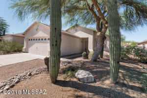 2952 S Vaughn Drive, Tucson, AZ 85730