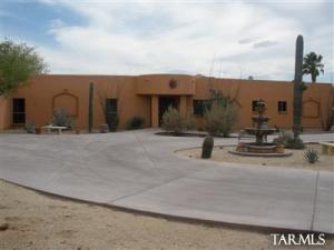 2590 N Tanque Verde Acres Drive, Tucson, AZ 85749