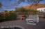 Backyard by spa