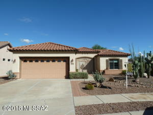 9330 N Sunflower Blossom Place, Tucson, AZ 85743