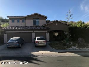 4310 N Sunset Cliff Drive, Tucson, AZ 85750