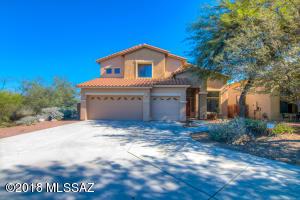 8432 N Sand Flower Road, Tucson, AZ 85743