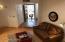 Living room into Foyer