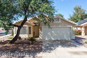 9097 N Palm Brook Drive, Tucson, AZ 85743
