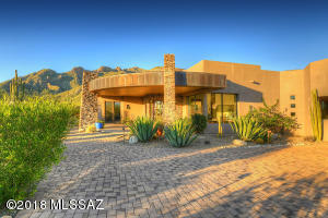 7815 N Ancient Indian Drive, Tucson, AZ 85718