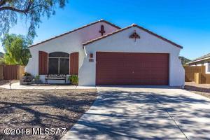 8014 W Mural Hill Drive, Tucson, AZ 85743