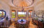 Casual Dining w/ Gorgeous Domed Ceiling.