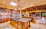 Hand Crafted and Carved Alder Cabinetry