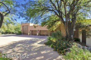 4835 N Rock Canyon Road, Tucson, AZ 85750