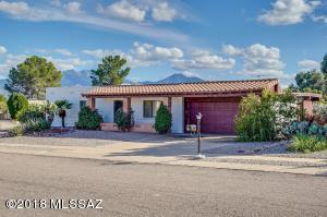 26 E Santa Belia, Green Valley, AZ 85614