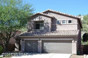 4201 N Sunset Cliff Drive, Tucson, AZ 85750