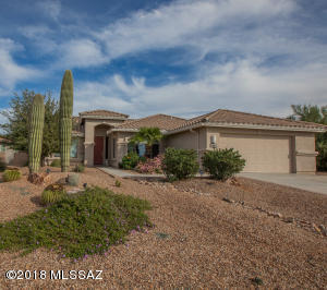 664 N Pebbles Ridge Drive, Green Valley, AZ 85614