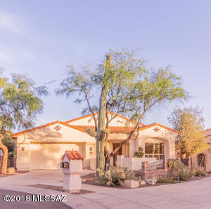 10086 E Stone Spring Place, Tucson, AZ 85749