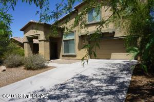 7128 W Amber Burst Court, Tucson, AZ 85743