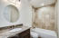 Guest Bath with Shower and Tub