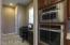 Hall desk/office area
