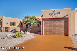 346 N Calle Del Chancero, Green Valley, AZ 85614