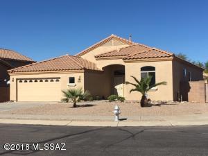 5183 E Beargrass Vista Drive, Tucson, AZ 85756