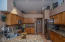 Niches and Arches for showing off your lovely collectibles. Granite counters, custom tile backsplash, all newer appliances, double sink , just a great kitchen.