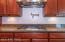 Gas Stove top with 5 burners and custom pot filler